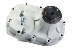 Weiand 6-71 Vintage Supercharger Drive Gear Cover Assembly