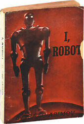 Isaac Asimov I Robot First Edition Softcover 1950 131030