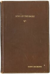Ralph Murphy Song Of The Eagle The Beer Story Original Screenplay Signed 131504
