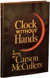 Carson Mccullers Clock Without Hands First Edition Review Copy 1961 134213