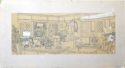 George Marshall Jack Donohue Hereand039s Lucy Original Scenario Artwork From 139652
