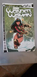 Future State Wonder Woman 1 Mint Condition, 1st Printing