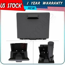 For 2008-2010 Ford F250 F350 F450 Super Duty Dashboard Cup Holder Stone Gray