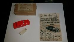 Scarce 1950 Kelloggand039s Magno-power And03950 Ford W/mystery Control Ring W/instructions