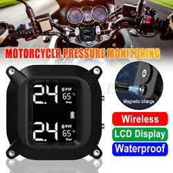 Motorcycle Tpms Tire
