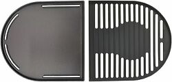 Bbq Grill Cooking Grate And Griddle Combo For Coleman Roadtrip Grills Lx Lxe...