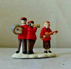 Target It's A Wonderful Life Holiday Village Go-along 3 Pc Salvation Army Band