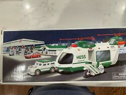 2001 Hess - Helicopter Truck