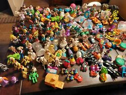 Vintage Mcdonald's Bk Happy Meal Toys Huge Lot 225+ Pieces Late 80s And Early 90s