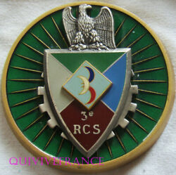 Med11897 - Medal 3° Regiment Of Command And Support 1979