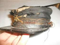 M C Lilley Indian War Soldiers Kepi Forage Hat With Name