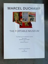 Marcel Duchamp The Portable Museum The Making Of The Boîtes-en-valises 1989