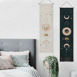 With Tassels Door Moon Phase Tapestry Party Home Decor Living Room Wall Hanging
