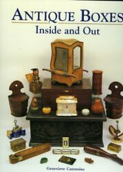 Antique Boxes-inside And Out For Eating Drinking And Being Merry