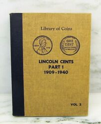 1909-1940 Lincoln Wheat Penny Collection 87 Coins In Album Ak184