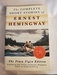 The Complete Short Stories Of Ernest Hemingway The Finca Vigia Edition By Ern…