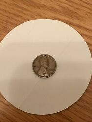 1930 Wheat Penny With No Mint Stampcirculatedrare