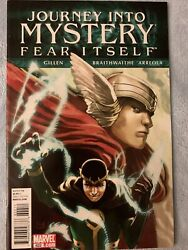 Journey Into Mystery Fear Itself 622, First 1st Appearance Ikol Marvel 2011