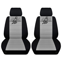 Truck Seat Covers Fits 2009 To 2021 Toyota Tundra Tire Track Design