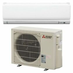 Mitsubishi - 12k Btu Cooling Only - P-series Wall Mounted Air Conditioning Sy...