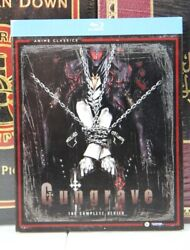 Gungrave Complete Series Scarce - Blu Ray - I Ship Boxed