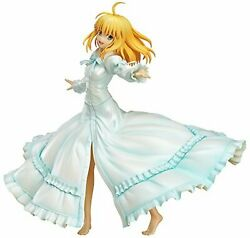 Fate/stay Night Saber Last Episode 1/8 Pvc Figure F/s W/tracking New From Japan