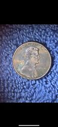 1999 Lincoln Penny No Mint Mark With Multiple Major Errors Extremely Rare
