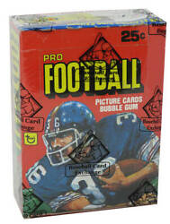 1980 Topps Football Unopened Wax Box 1979 Wrappers Bbce Sealed Wrapped 36 Packs