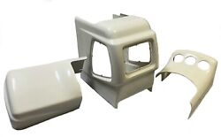 Fiberglass Cowling Set For Mcelroy Track 412/618 Fusion Machine Cowl Cover