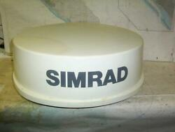 Boatersand039 Resale Shop Of Tx 2005 1124.01 Simrad Rb715a 4kw 24 Radar Dome Only