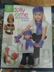 American Girl Doll Crochet Patterns Plus 18 Inch Doll And Outfits