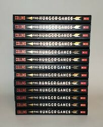 Lot Of 15 The Hunger Games By Suzanne Collins Guided Reading Class Set Vgc