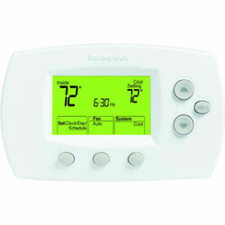 Honeywell Th6110d1005 Cool Conventional And Heat Pump Programmable Thermostat.
