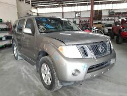 Automatic Transmission 6 Cylinder Crew Cab 2wd Fits 08 Frontier 297575