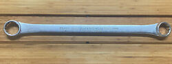 Vintage Williams Superwrench Model 7040b Box Wrench 12-point 1-1/2 X 1-7/16 Inch