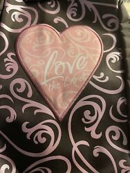 Bible Cover Lg Love The Lord By Gregg Gift