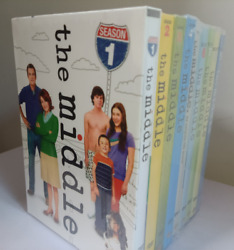 The Middle Complete Series Seasons 1-9 Dvd27-disc New