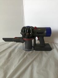 Kids Casdon Dyson Cordless Handheld Vacuum Cleaner Toy Pretend Play Tested Works