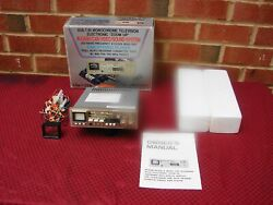 Vintage Nos Mustang Am-fm Cassette Tv Stereo Radio Van Zimmer Cadillac Superfly