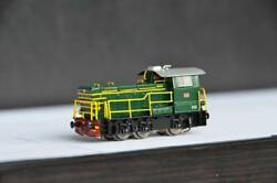 Euromodell F.p. Italy Fs 245 Diesel Locomotives N-scale Limited Ed Time