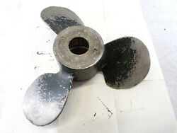Sears Ted Williams 9.9 H.p. Outboard Used Oem Propeller As Pictured Ships Fast
