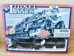 Lionel Lines G Scale Train Set Battery Operated R With Tracks Model 7-11182 Nib