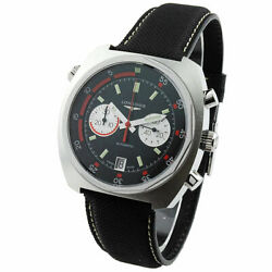 Longines Heritage Diver Automatic Chrono Gents Watch Dated 2021 L2.796.4.52.2