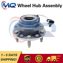 Front Wheel Hub Bearing Assembl For Chevy Pontiac Buick Saturn Oldsmobile 513179