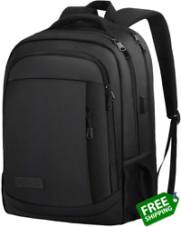 Monsdle Travel Laptop Backpack anti Theft Water Resistant Backpacks School Compu $42.97