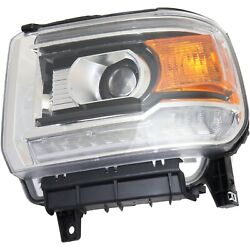 84144047 New Headlight Driving Head Light Headlamp Driver Left Side For Chevy Lh