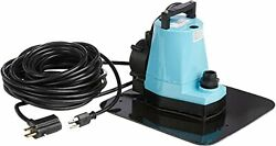 Little Giant 5-apcp Automatic Pool Cover Pump Submersible Pump 1/6 Hp 115v