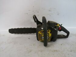 Mcculloch Mac 3200 Gas Chainsaw With Bar And Chain Parts Or Project