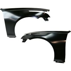 Fender For 2014-2018 Cadillac Cts Front Driver And Passenger Side Capa Set Of 2