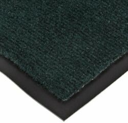 Notrax T37 Atlantic Olefin Entrance Mat For Home Or Office 4and039 X 8and039 Forest Green